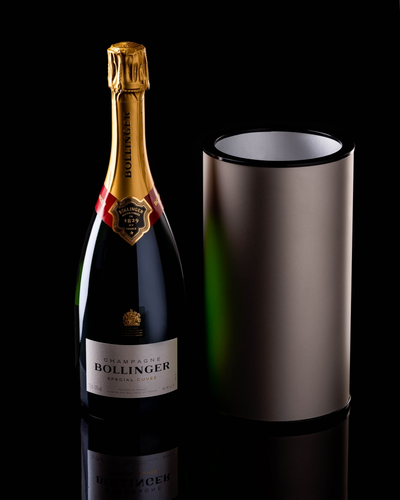 Wine Cooler Photography